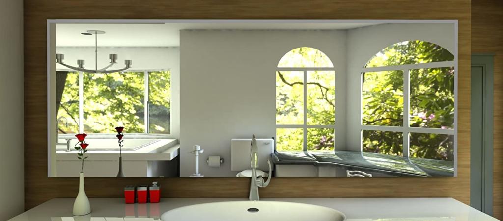 Badezimmerspiegel Badspiegel Großer Wandspiegel