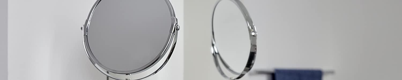 Standspiegel Schwenkspiegel Badspiegel Spiegel zum Schminken