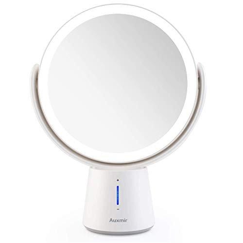 Kosmetikspiegel LED Beleuchtet mit Vergrößerung Makeup Schminkspiegel