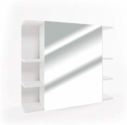Spiegelschrank 80cm Badezimmer-Spiegel Hängespiegel Badspiegel Badezimmerspiegel Wandspiegel Badschrank
