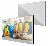 Wasserdichter 27 Zoll Smart App Android Wandspiegel LED Fernseher für Badezimmer IP66 Badspiegel TV