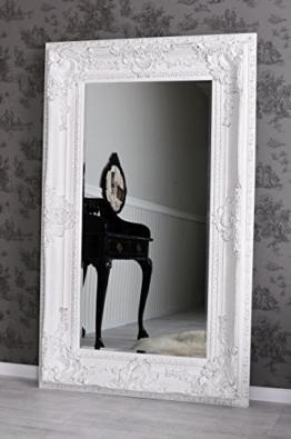 Spiegel XXL Wandspiegel Shabby Chic Weiss großer Barockspiegel Schloss Deko Palazzo Exklusives Design