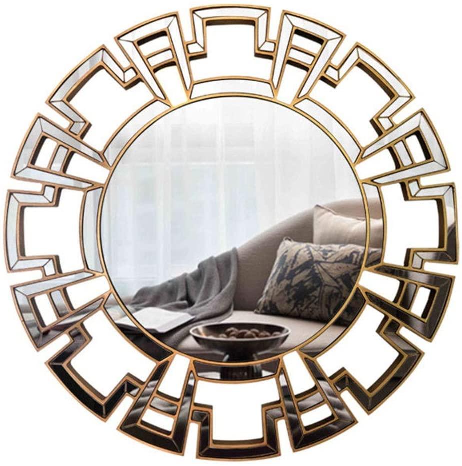 Wandspiegel Luxus Dekorative Spiegel Esszimmer Wohnzimmer Wand Dekorativer Großer Spiegel 60cm