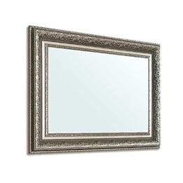 Spiegel mit Rahmen Wandspiegel für Wohnzimmer Luxus Dekorative Spiegel Badezimmer Großer Spiegel 75 * 120cm