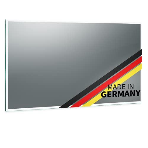 LED BADSPIEGEL mit Beleuchtung  jetzt konfigurieren Made in Germany LED Lichtfarbe: warmweiß